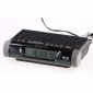 Alarm Clock Radio HD Bedroom Spy Camera DVR 16GB 1280X720