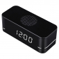 WIFI Wireless Alarm Clock IR wide angle Security SPY CAM 4K 1080P Camera Hidden HD Spy Camera(no pinhole)