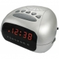 Motion Detection Wireless FM Radio LED Desk Clock Camera DVR Support 32GB SD Card