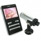 2.5 Inch 4-channel Wireless Spy Camera Baby Monitor