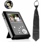 Wireless Spy Necktie Camera with Portable Recorder