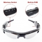 Wireless Spy Sunglasses Camera With Portable Dvr Receiver