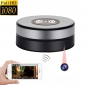 HD WIFI IP Camera Wireless Charger Pad Spy Cam Nanny Video Recorder DVR Bedroom Spy Camera 1080P