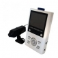 2.4Ghz 4CH TFT LCD compact wireless portable AV receiver