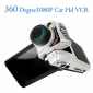 "HD Car DVR Black Box 2.5"" Vehicle HD Video Recorder"