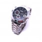 16GB Internal Memory Waterproof HD Camera IR Night Vision Wristwatch Camera