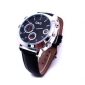 HD Waterproof  Camera IR Night Vision Wristwatch Camera with 16GB Internal Memory