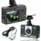 Vehicle DVR Black BoxSETA FG-600W GPS Car Camcorder