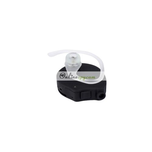 bluetooth headset style digital video recorder mini dv hidden camera. Black Bedroom Furniture Sets. Home Design Ideas