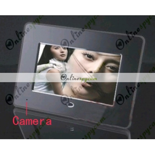Digital Photo Frame Spy Camera DVR-Professional Spy Digital Photo ...