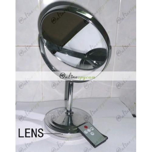 spy cameras for bathroom double side mirror spy camera