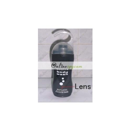 Men s shower gel bathroom hd spy camera 720p dvr 16gb motion detection bathspycamera com