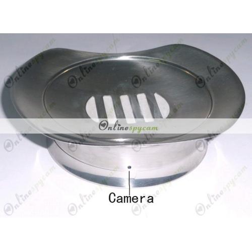 Remote Control Spy Soap Box Hidden 720P HD Bathroom Spy Camera DVR  16GB(Motion Activated