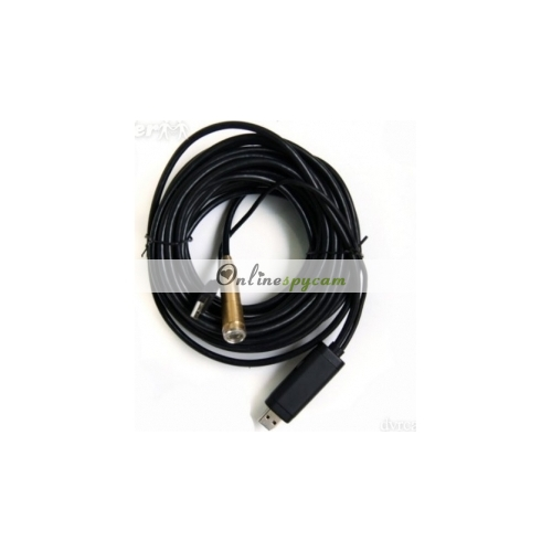 Inspection Camera Cable : Inspection camera usb cable wire borescope endoscope m