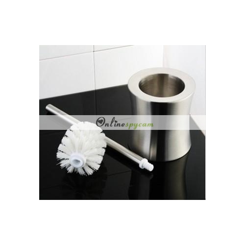 American Bathroom Spy Camera DVR 1280x720P Toilet Brush